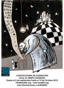 convocatoria ilustración