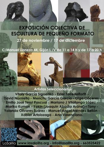 cartel escultura 2015