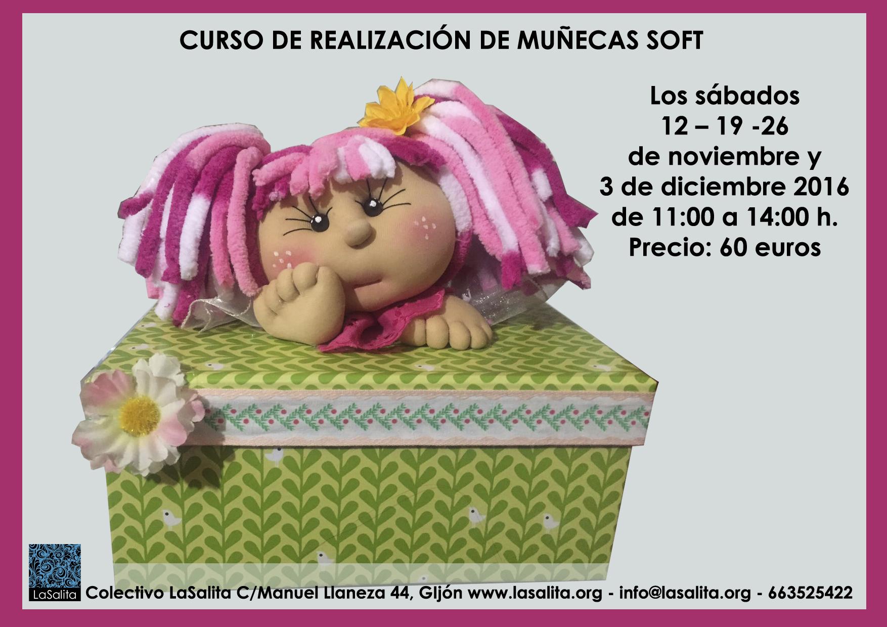 cartel muñecas