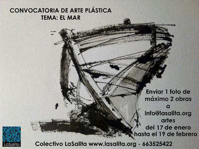 convocatoria artes plásticas el mar Gijón