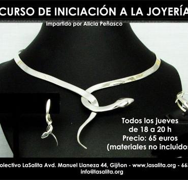 curso joyería en Gijón
