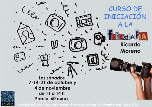 curso de fotografía nivel básico en Gijón