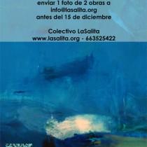 cartel convocatoria paisaje 2018