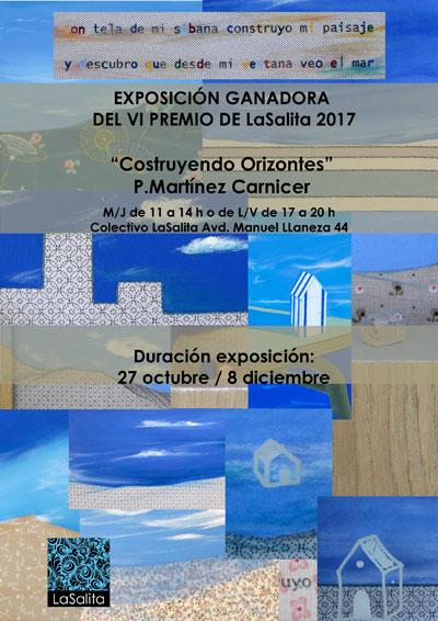 cartel exposición premio 2017