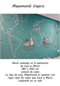 7 mapamundi