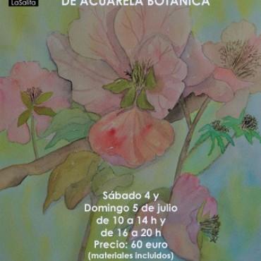 Acuarela-botanica